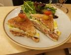 Photo Club sandwich - La Véranda – La Terrasse